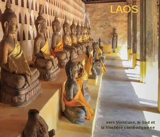 View Laos Sud by Alain PERRAUD