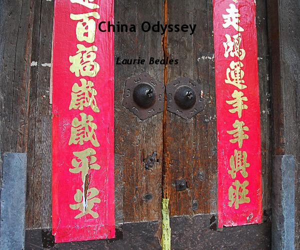 View China Odyssey by Laurie Beales