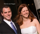 Mitchell and Maggie - Wedding photo book