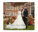 Louise & Stewart's Wedding - Wedding photo book