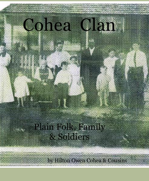 View Cohea Clan by Hilton Owen Cohea & Cousins
