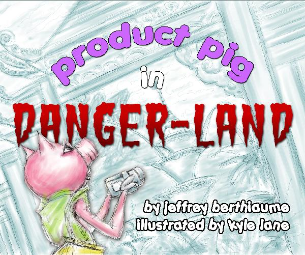 Click to preview Product Pig in Danger Land photo book