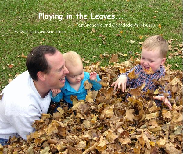 Click to preview Playing in the Leaves... photo book