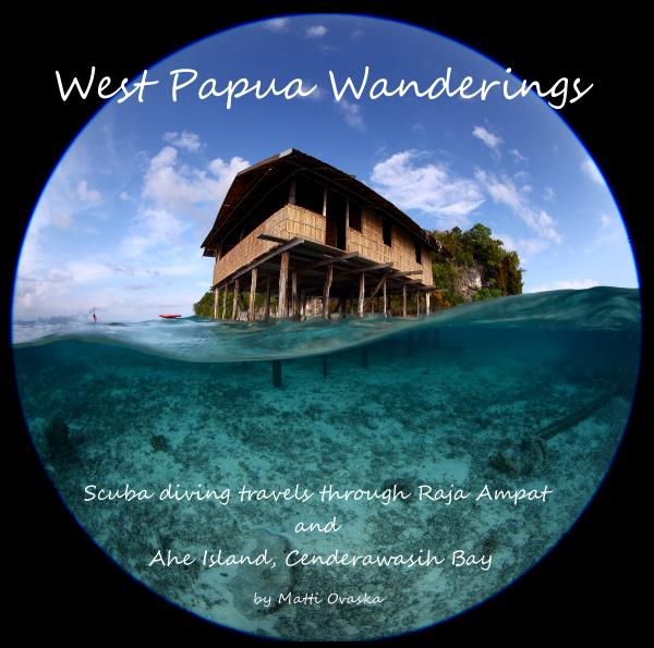 Click to preview West Papua Wanderings photo book
