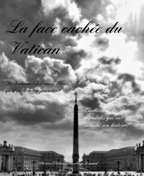 Click to preview La face cachée du Vatican photo book