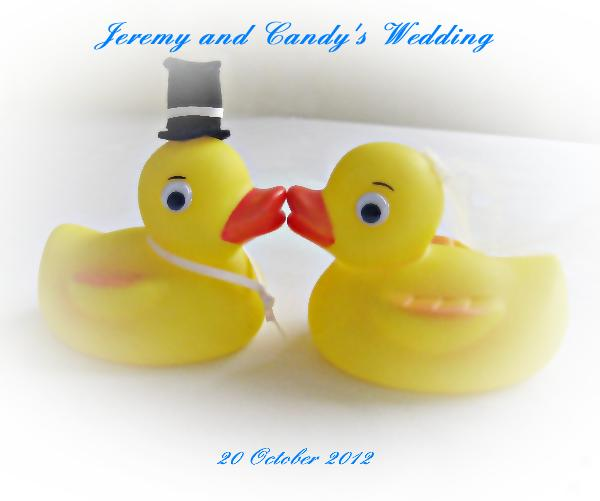 View Jeremy and Candy's Wedding by Johanne Gervais