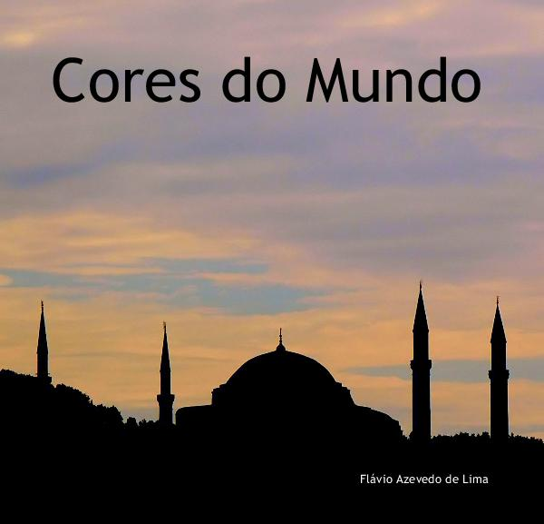 Click to preview Cores do Mundo photo book