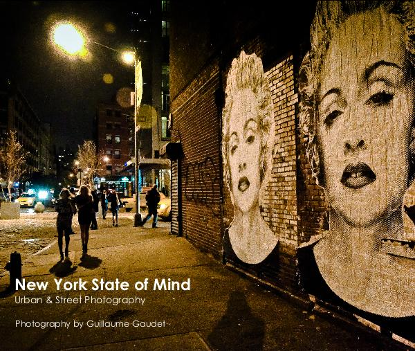 Click to preview New York State of Mind photo book