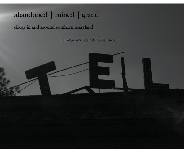 Click to preview abandoned | ruined | grand photo book