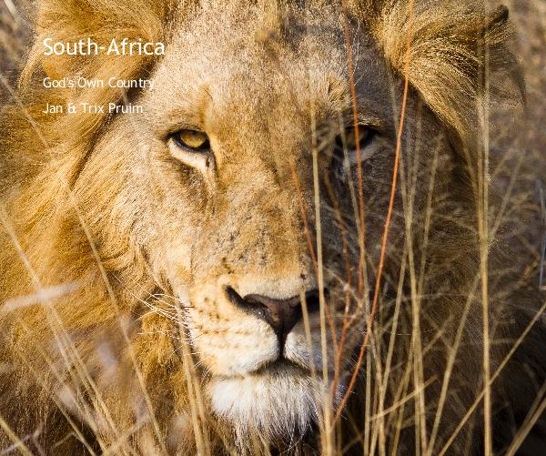 Click to preview South-Africa photo book