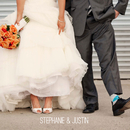 Stephanie & Justin - Wedding photo book