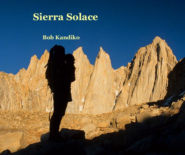 Click to preview Sierra Solace photo book