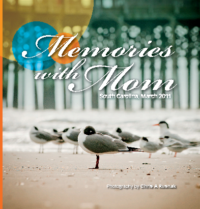 Click to preview Memories with Mom photo book