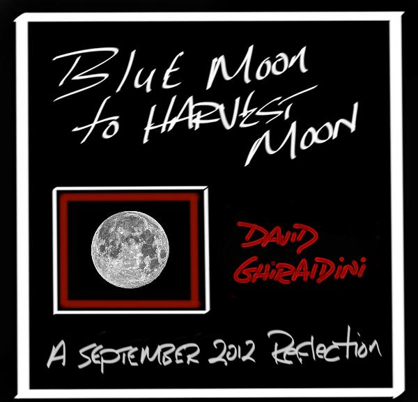 Click to preview Blue Moon to Harvest Moon photo book