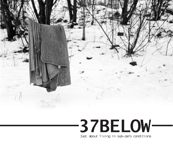 Click to preview 37 BELOW photo book