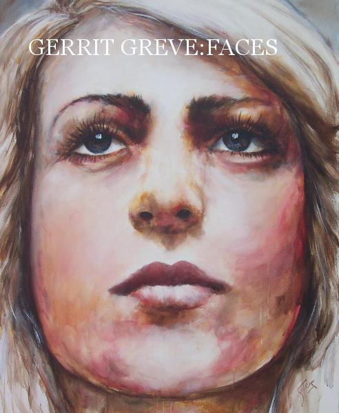 Click to preview GERRIT GREVE:FACES photo book