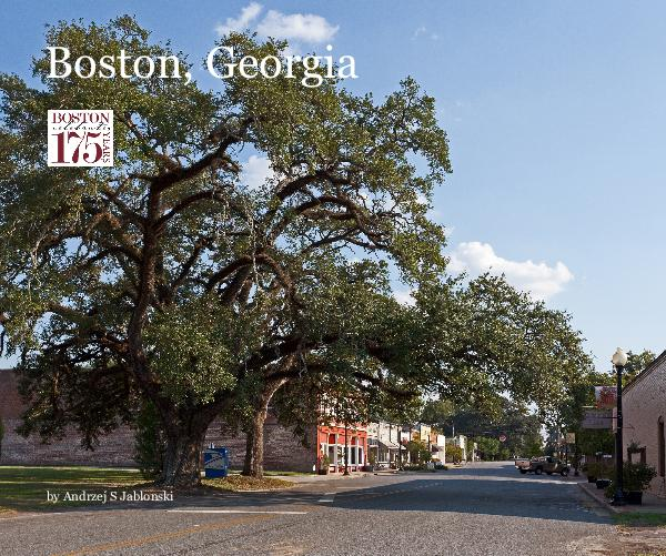 Click to preview Boston, Georgia photo book