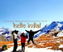 Hello India - Travel photo book