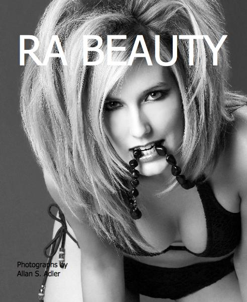 View RA BEAUTY - Kim Cover by Allan S. Adler