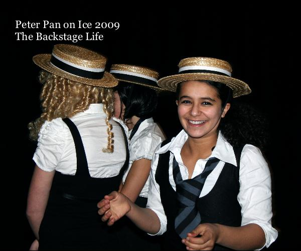 Click to preview Peter Pan on Ice 2009 photo book