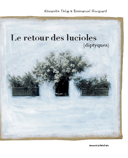 Click to preview Le retour des lucioles (diptyques) photo book