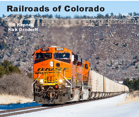 Click to preview Railroads of Colorado photo book