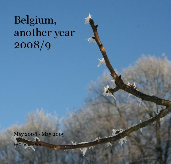 Click to preview Belgium, another year 2008/9 photo book