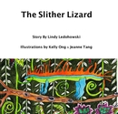 The Slither Lizard - Niños libro de fotografías