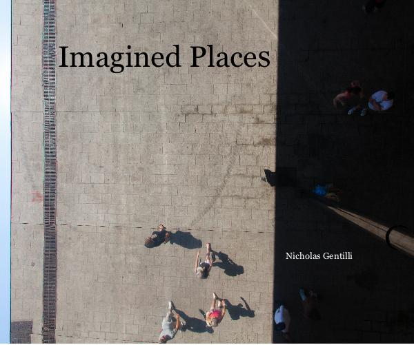 Click to preview Imagined Places photo book