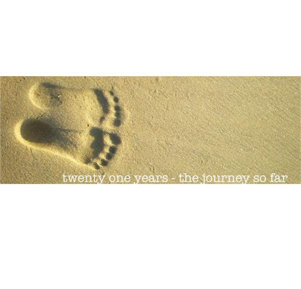 Click to preview twenty one years - the journey so far photo book