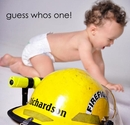 guess whos one! - photo book