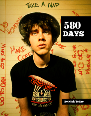 View 580 Days by Nick Today
