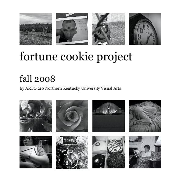 Click to preview fortune cookie project photo book