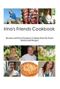 Irina's Friends Cookbook - Cooking pocket and trade book