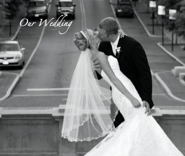 Click to preview Our Wedding photo book