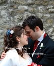 Michael and Maria - Wedding photo book