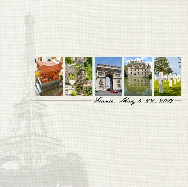 Click to preview France photo book