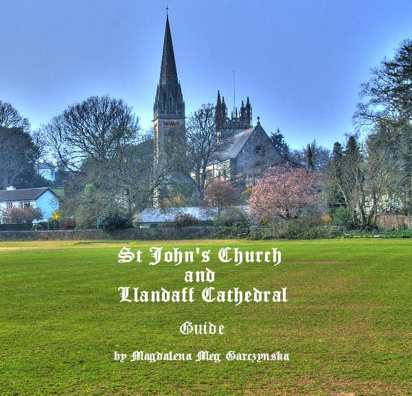 Click to preview St John's Church and Llandaff Cathedral photo book