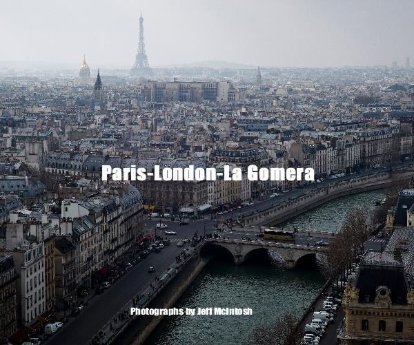 Click to preview Paris-London-La Gomera photo book