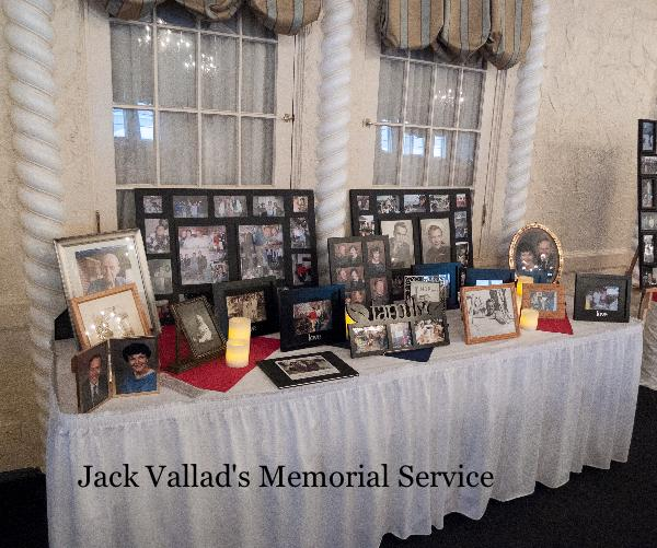 View Jack Vallad's Memorial Service by Photos by Mitchell Kearney