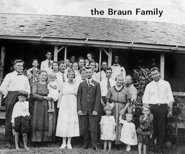 View the Braun Family by Terry Matula