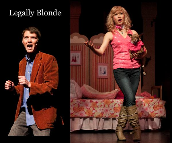 View Legally Blonde by SMHS Drama Department