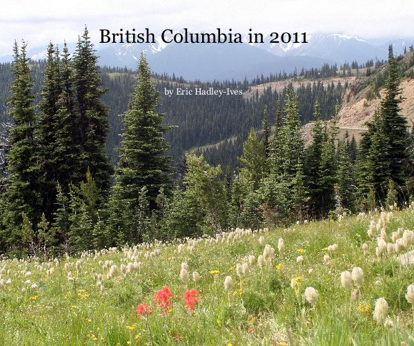 Click to preview British Columbia in 2011 photo book