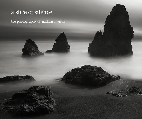 View a slice of silence by Nathan Wirth
