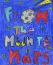 From the Moon to Mars - Children photo book