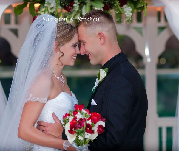 Click to preview Shannon & Stephen photo book