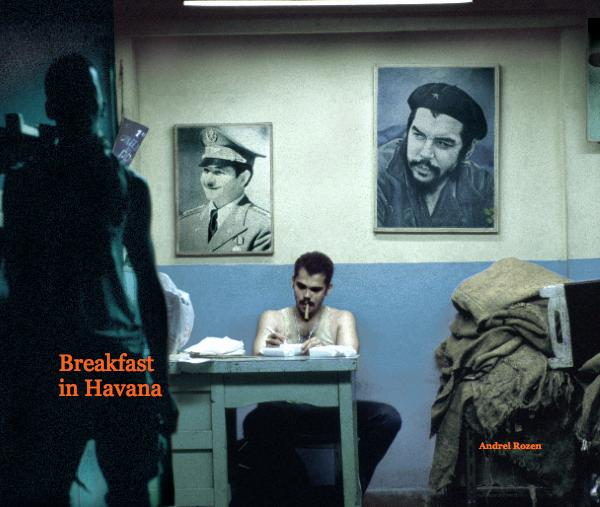 Click to preview Breakfast in Havana photo book