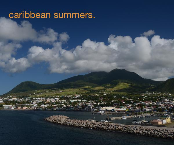View caribbean summers. by Stella Chen