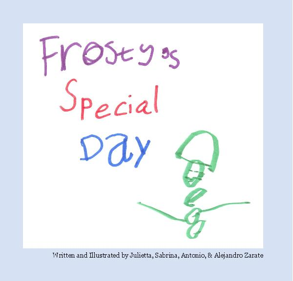 Click to preview Frosty's Special Day photo book