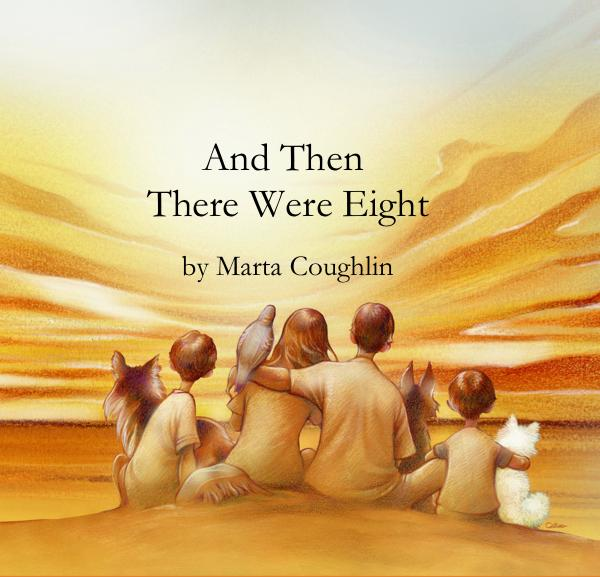 View And Then There Were Eight by Marta Coughlin
